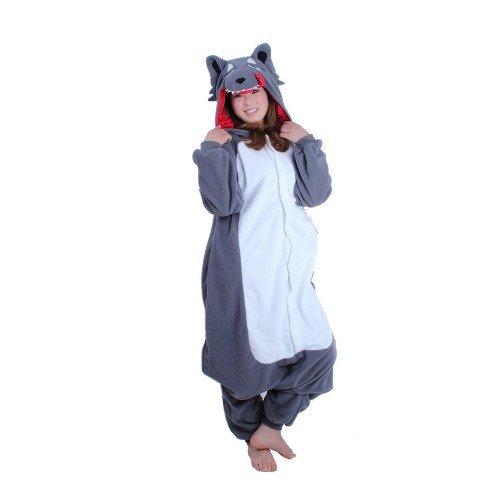 пижама кигуруми серый волк теплая» — карточка пользователя luba ... 9cbe6baa82291