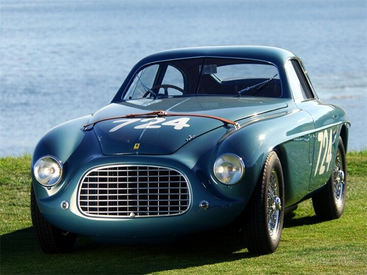Ferrari 166 MM/195 S Berlinetta LM (#0026M)