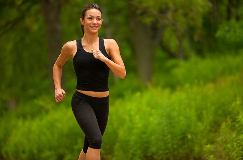 Дыхание во время ходьбы для похудения