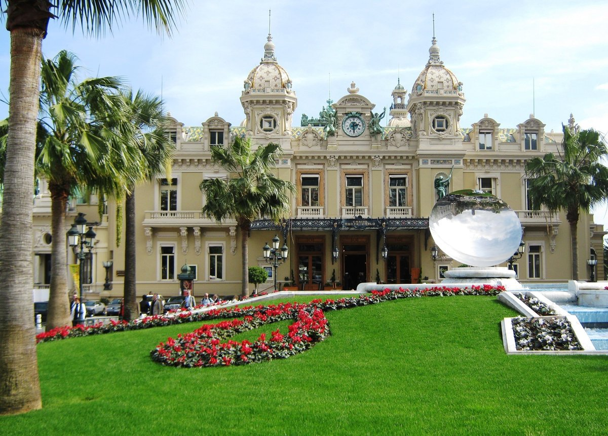 Казино Монте-Карло (Casino du Monte Carlo)