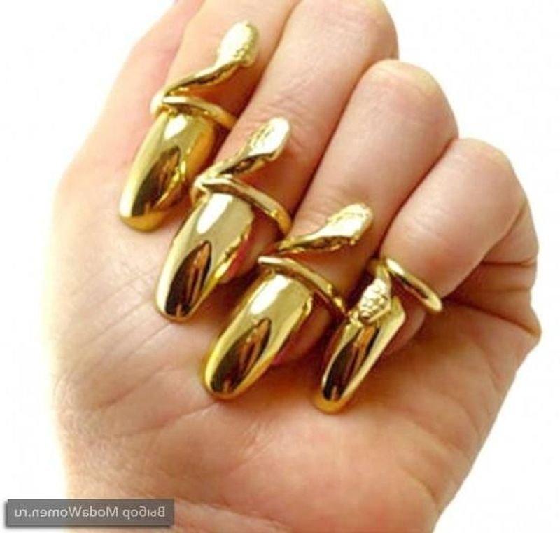 Золотые ногти» – картка користувача Sotera de Pluto у Яндекс.Колекціях
