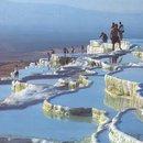 Памуккале («хлопковый замок»), Турция