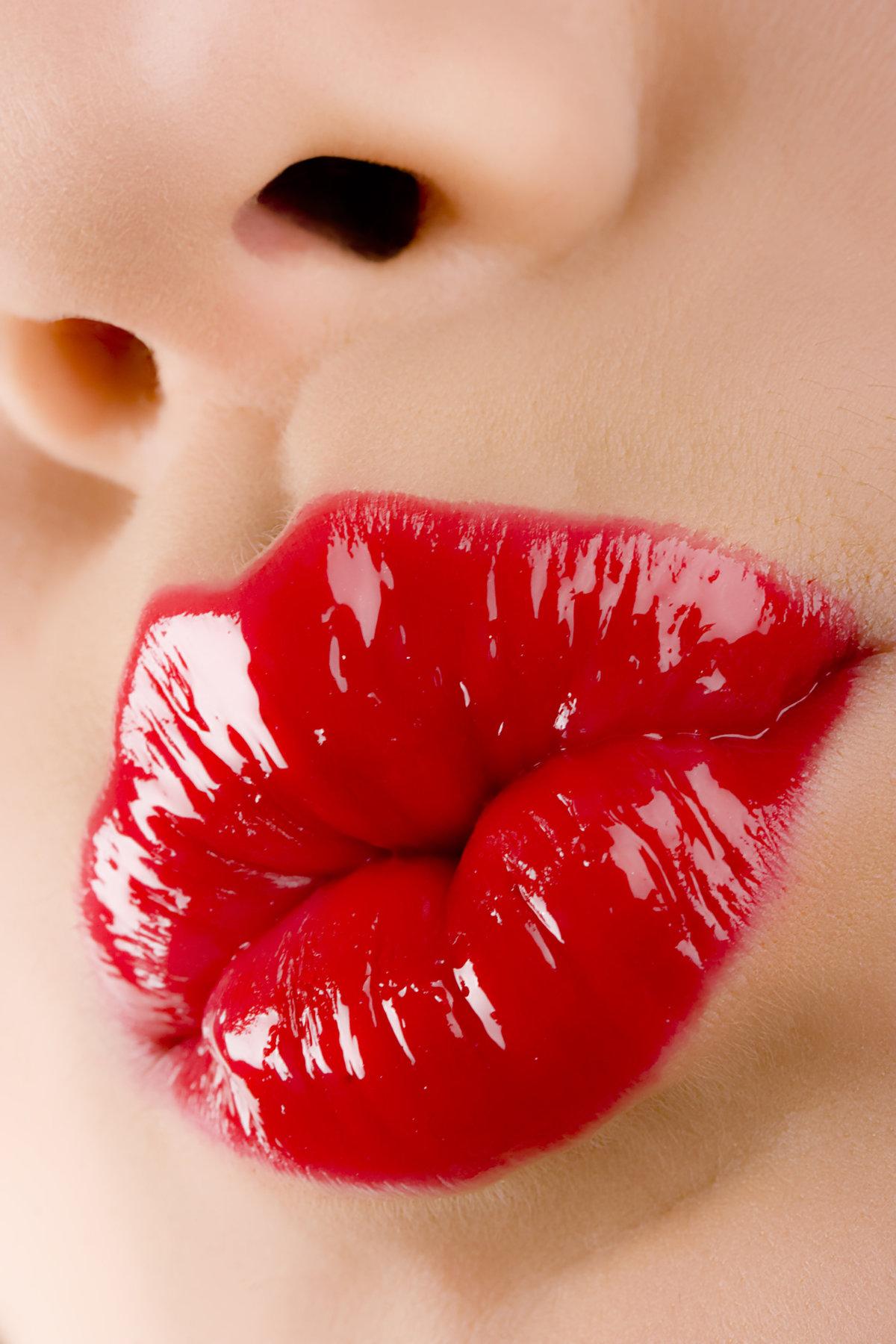 Приколы про, картинки с губами поцелуями