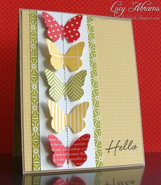 Скрапбукинг поэтапно для начинающих открытки легкие