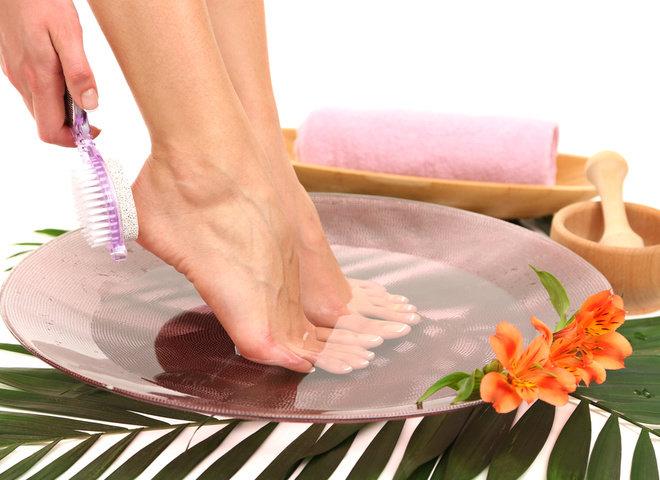 как отлично и быстро привести кожу ног в порядок