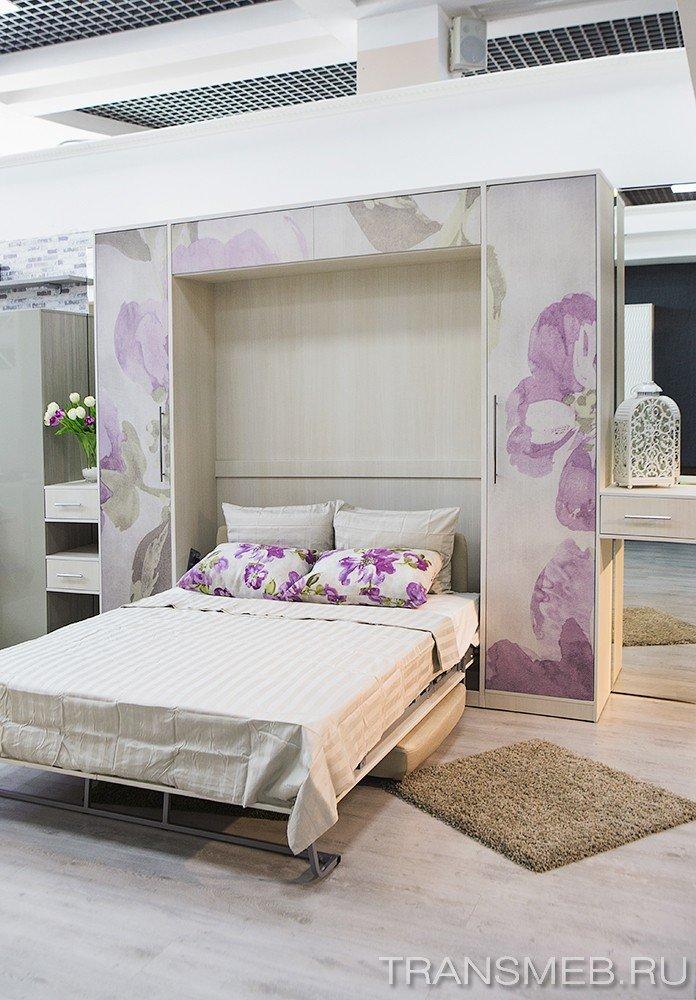 диван шкаф кровать трансформер от производителя Transmeb узнайте