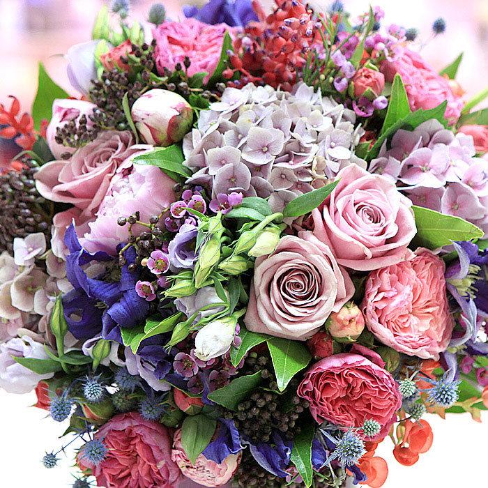 Букет невесты, дизайнерский букет цветов