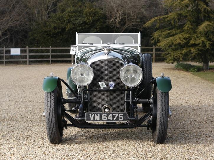 Bentley 4/8 Litre Le Mans-style Tourer '1931