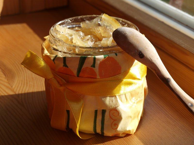 Лимонное варенье рецепт с фото пошагово