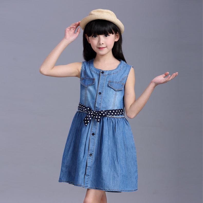 Платье с застежкой спереди