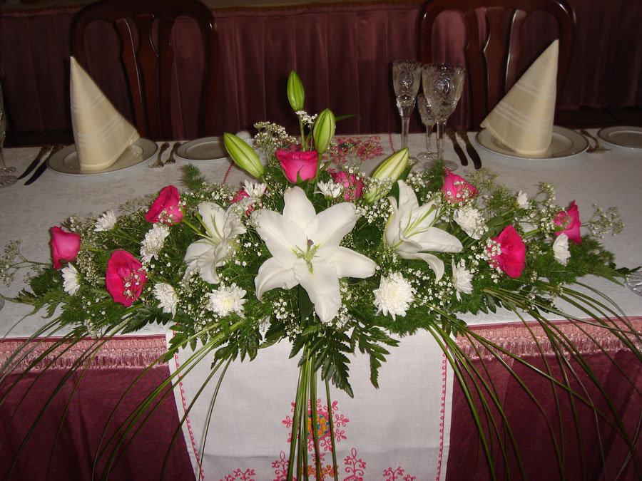 Цветов, цветочные композиции из живых цветов на свадьбу своими руками
