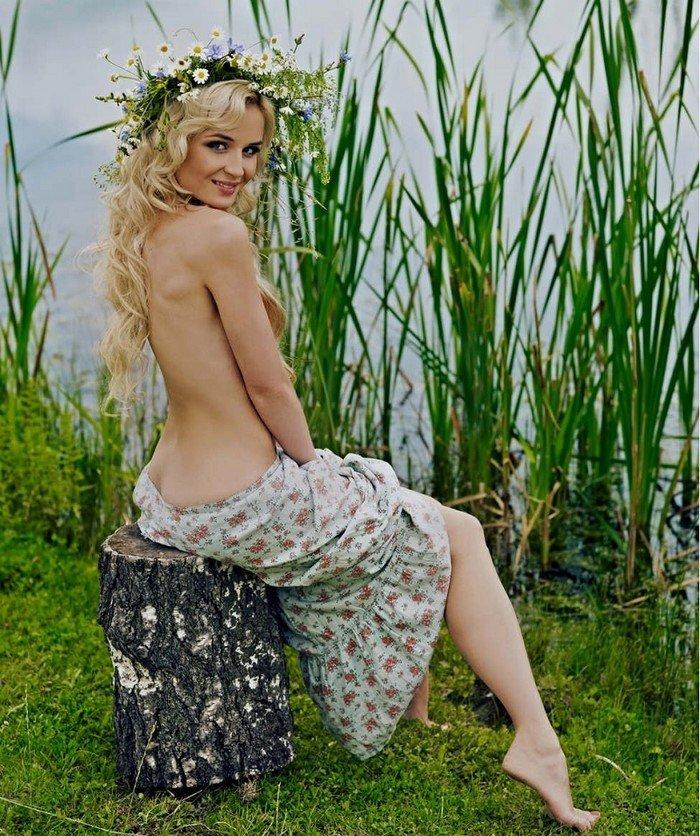 Самые сексуальныезнаменитости россий