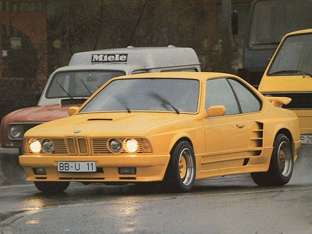 Gemballa BMW M635 CSi (E24) '1985