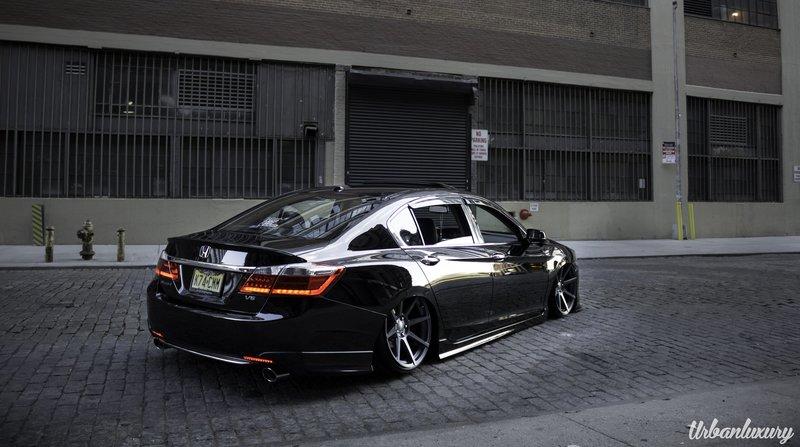 Honda Accord Coupe Black