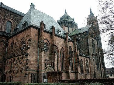 вормсский собор святого