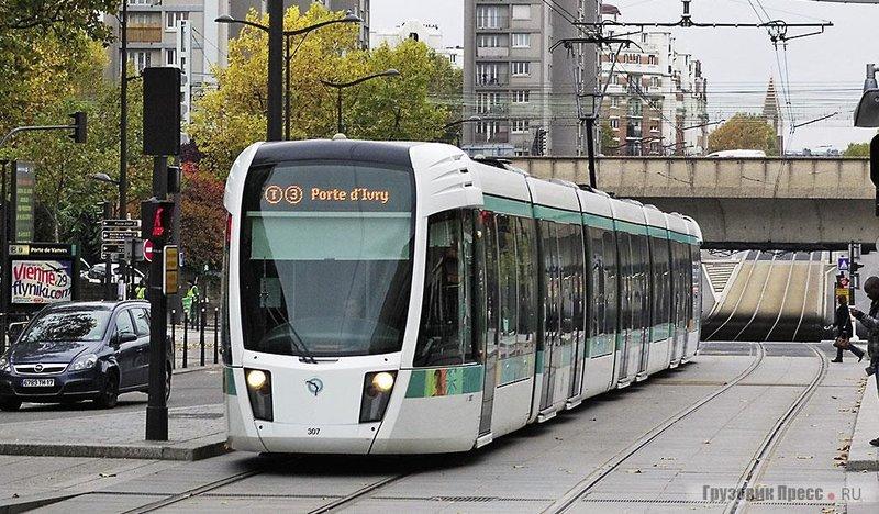 Современные трамваи: сочленённые, низкопольные, вместительные