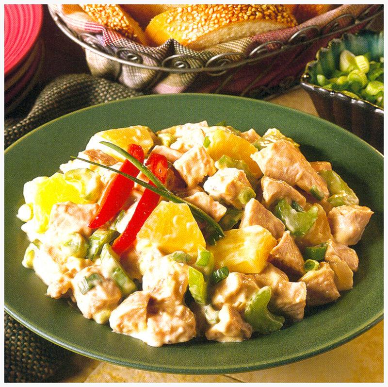 Индейка ананасом рецепты с фото