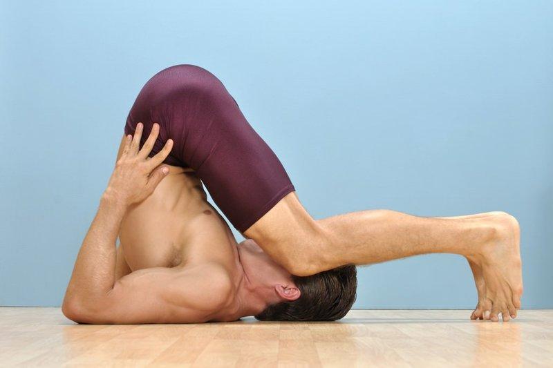 влияние йоги на мужскую потенцию