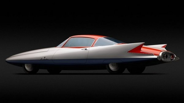 Ретрофутуризм в дизайне авто