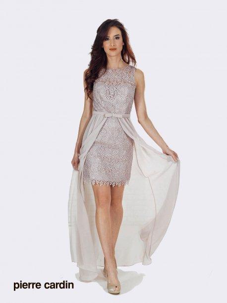 Вечерние платья расшитые с кружевом