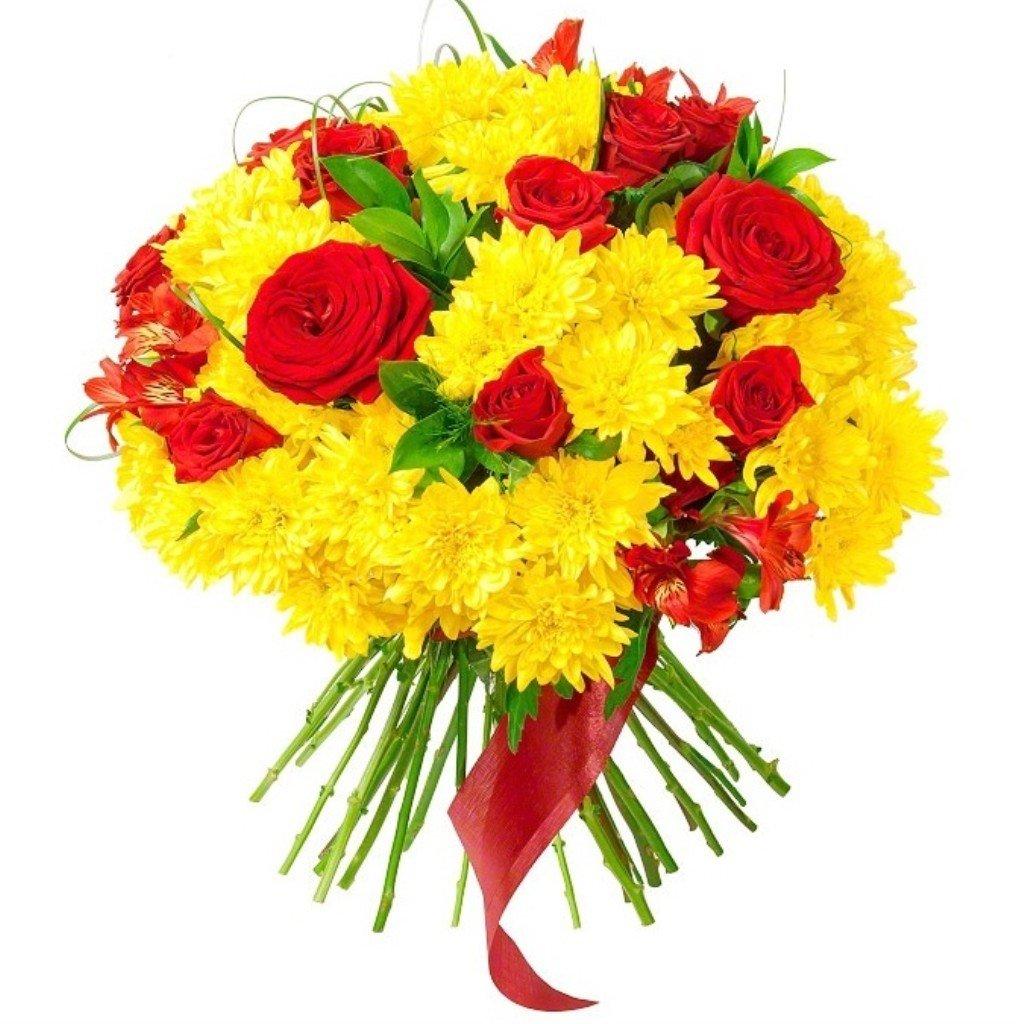 Картинках для, открытки с днем рождения букеты с хризантемами