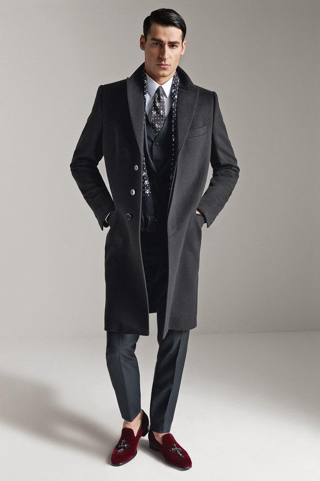 классическая мужская одежда весна осень фото то, что