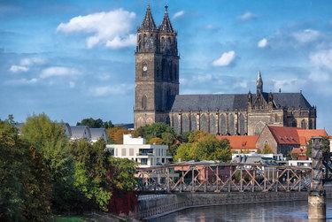 магдебургский собор магдебург