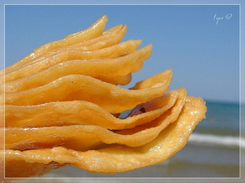 Пахлава крымская пляжная рецепт с фото