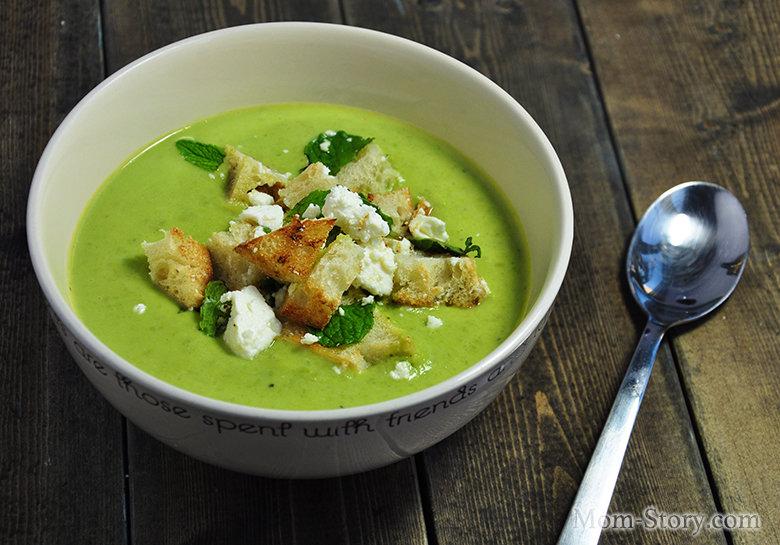 суп из свежего гороха рецепт с фото красивые нежные ансамбли