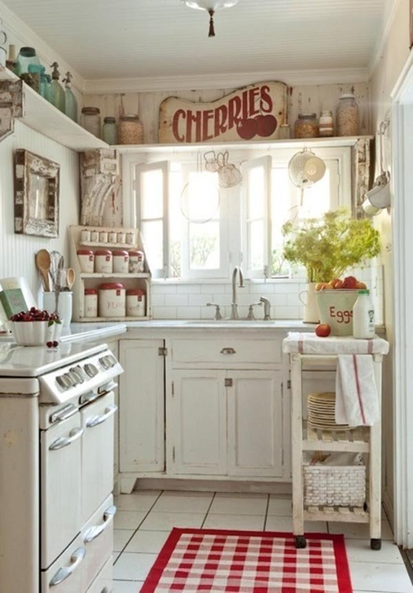 Уютная ретро-кухонька