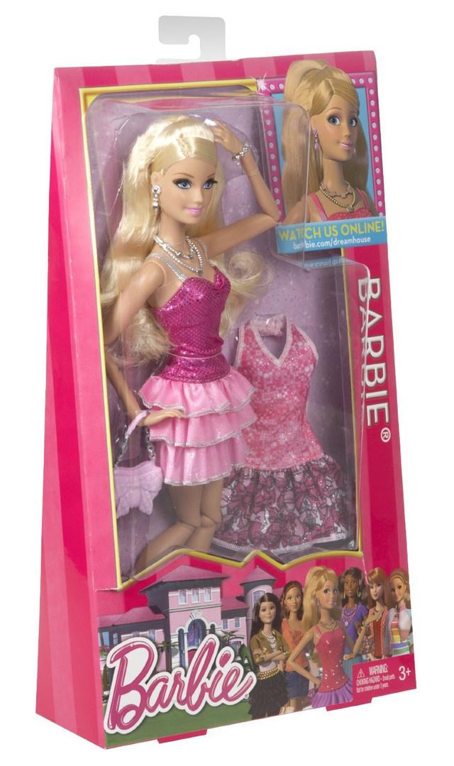 настоящая кукла барби фото игрушка как упакована ближайшее