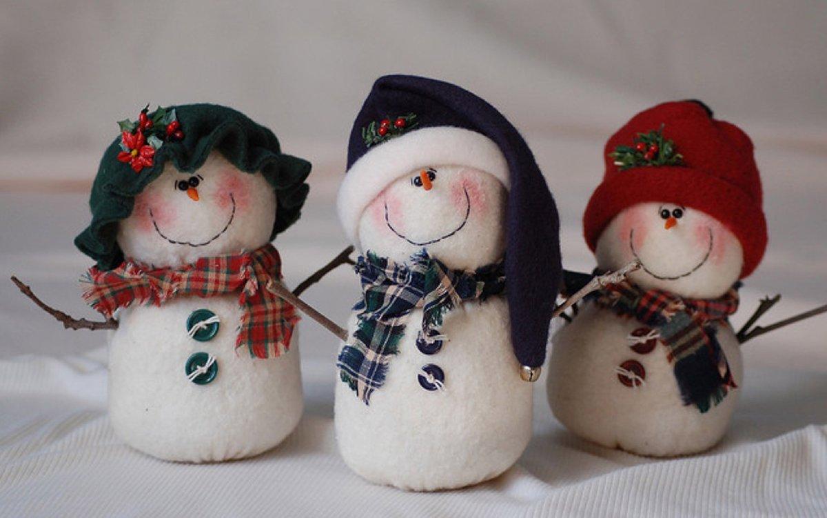Картинки, картинки снеговик своими руками
