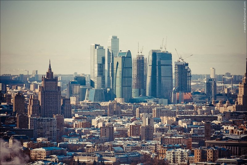 Москва 2010-х годов
