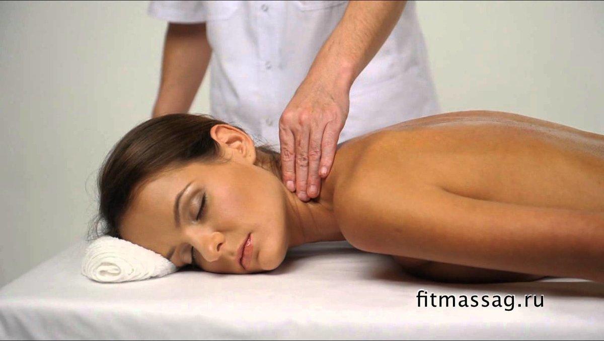 Сколько раз делают массаж при остеохондрозе