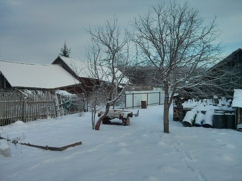 Малая Брембола, 3 января 2016