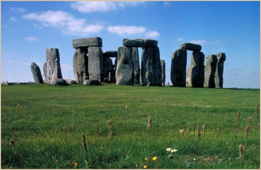Сто самых известных достопримечательностей мира / личный блог ... 36 Стоун Хендж Великобритания 1135