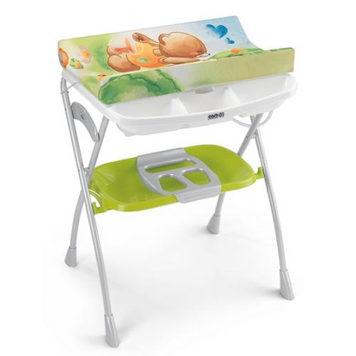 Раскладной пеленальный столик для новорожденных