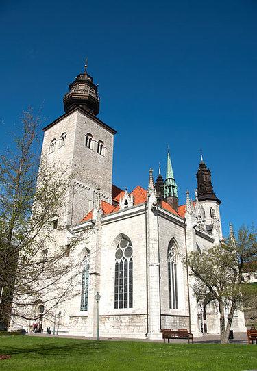 висбю кафедральный собор св.марии