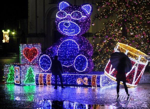 Варшава и Гданьск. Здесь веселье продлится с 27 ноября по 3 января сразу в двух местах