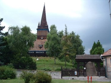 мишкольц деревянная церковь