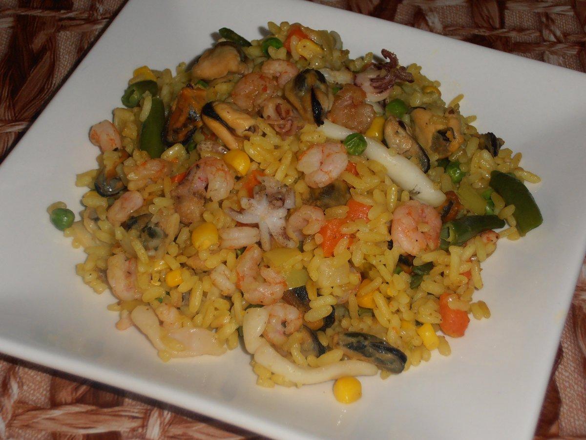 исполнительной власти рецепты паэльи с морепродуктами может присутствовать