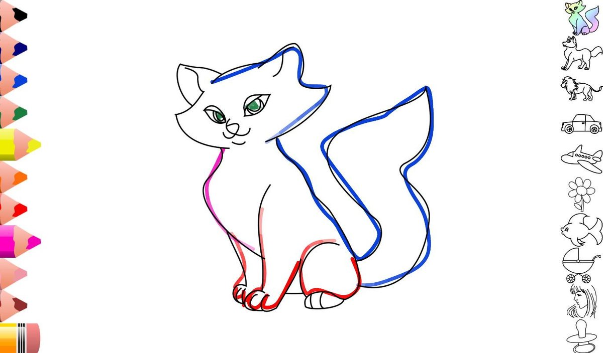 Рисовать онлайн рисунки