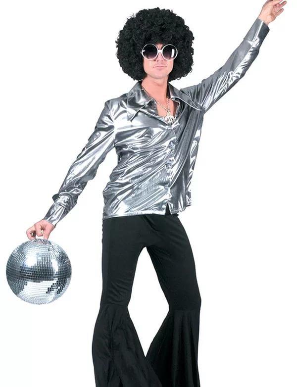 мужская фотосессия в стиле диско вам