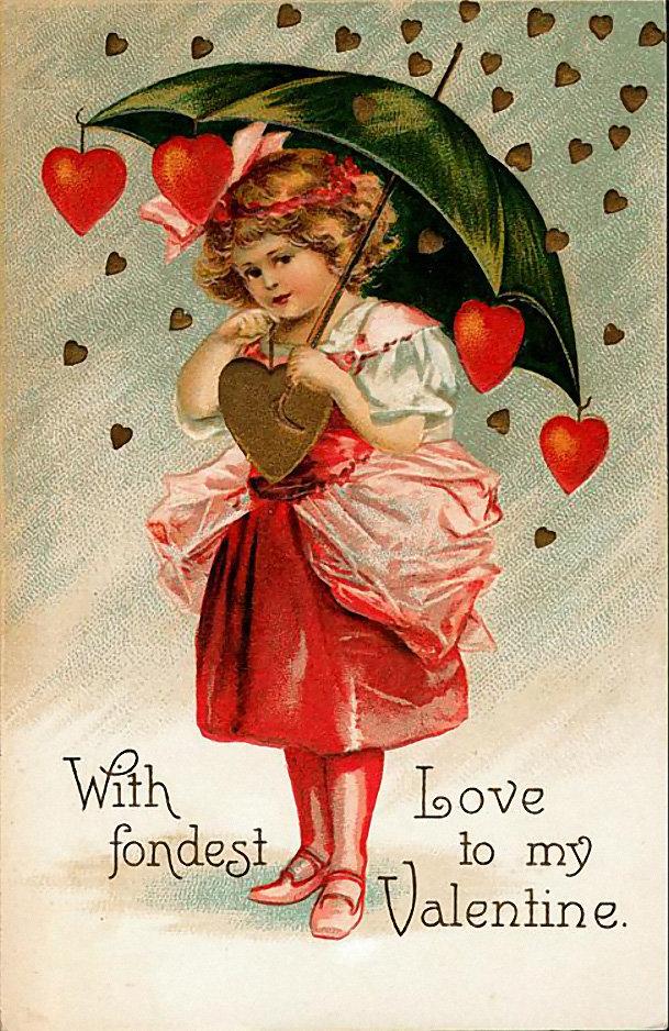 Старые открытки с днем валентина, анимация молодцы
