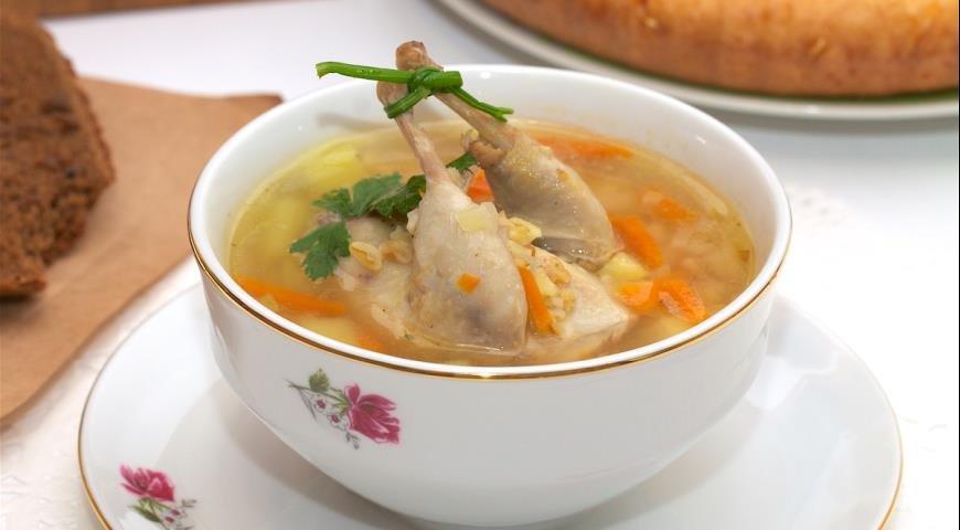 различные виды суп из перепелов рецепт с фото пробегом, представленные портале