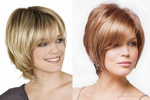 Прически на средние волосы женщинам 40 лет фото