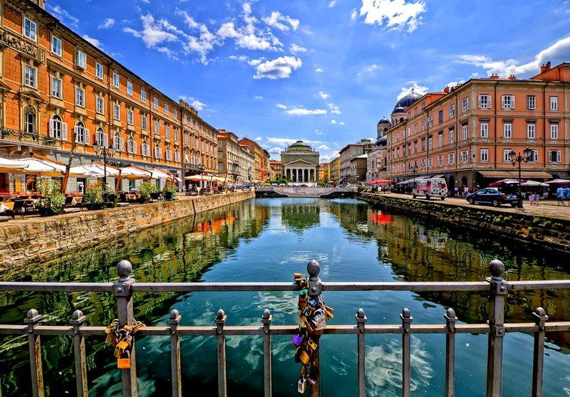 Отпуск на Венецианской Ривьере (7 ночей на море в Италии)