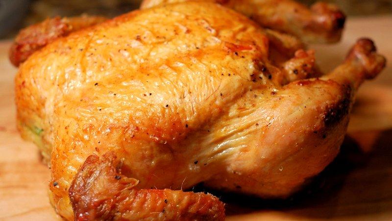 Как легко приготовить курицу