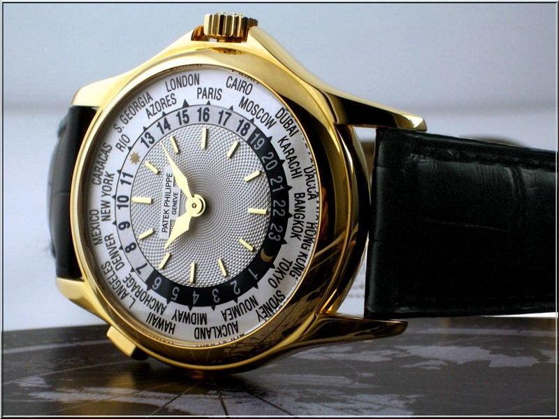 В описаниях звучит так: индикатор мирового времени, й формат времени.