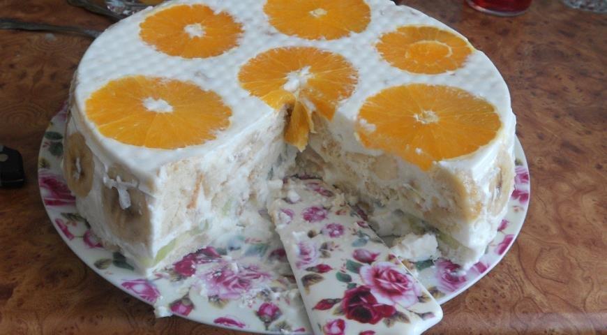 Именно так можно сказать о торте, который очень-очень хочется попробовать.